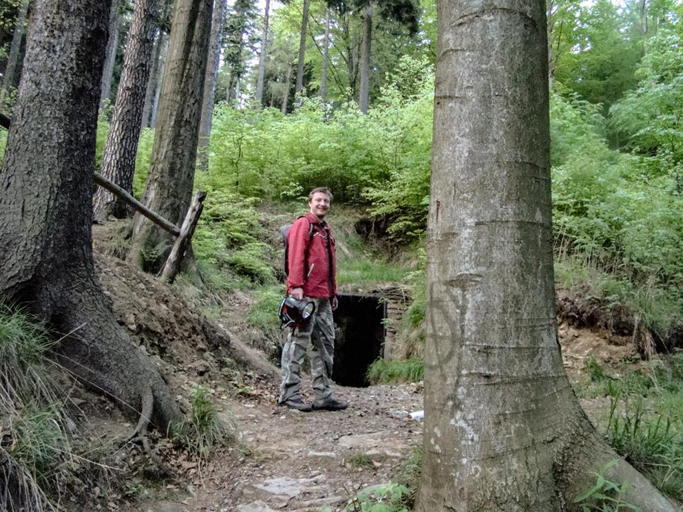 Sztolnia Silberloch, Walim. 2009 r.
