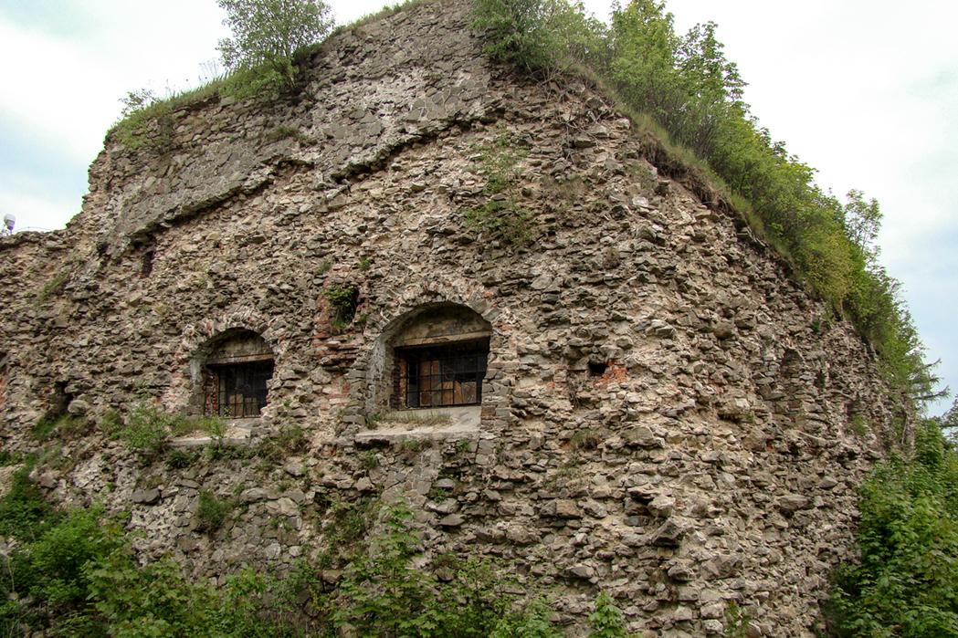 Twierdza Srebrna Góra. 2009 r.