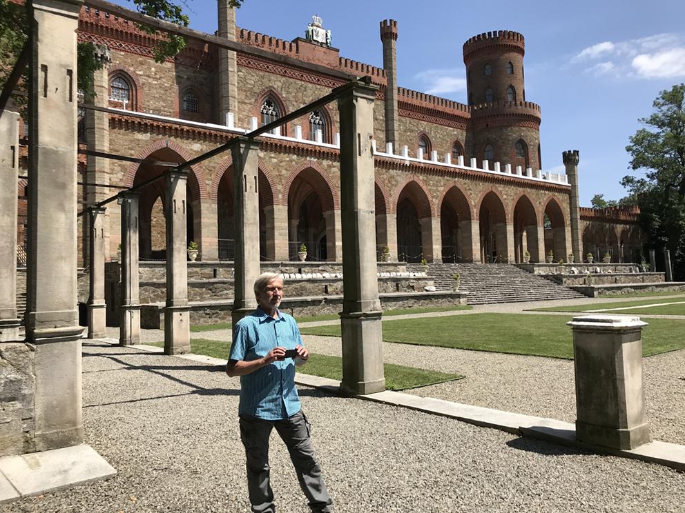 Pałac Marianny Orańskiej, Ząbkowice Śląskie. 2018 r.