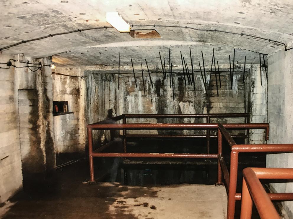 Kompleks Rzeczka, Walim. 2004 r.