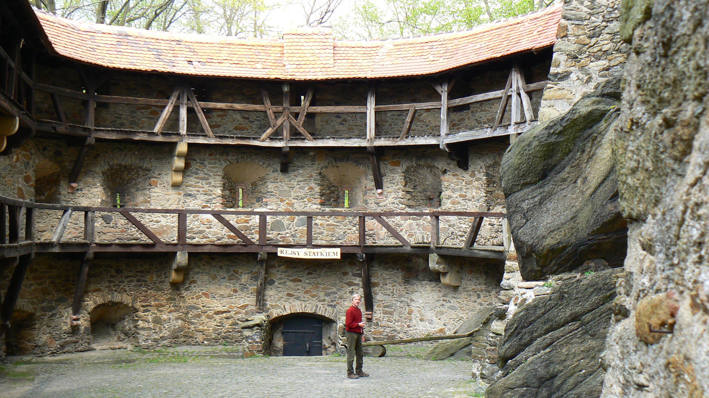 Zamek Czocha, Leśna. 2008 r.
