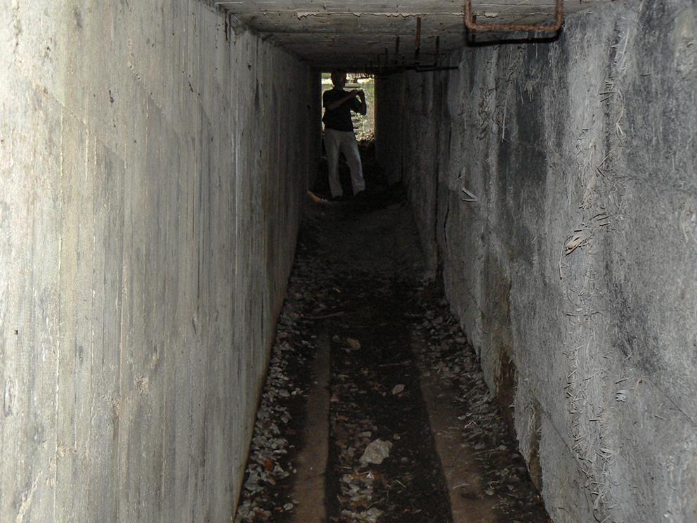 Kompleks sztolni i budowli naziemnych, Osówka. 2007 r.