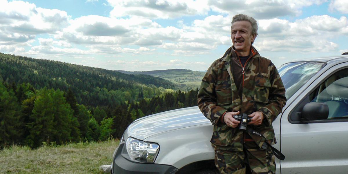 Na szczycie, Sokolec. 2009 r.