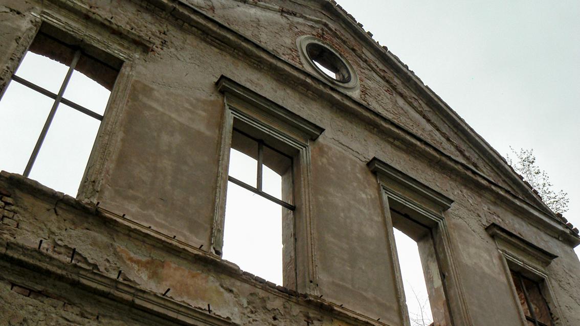 Pałac Jedlinka i najbliższa okolica, Jedlina-Zdrój. 2010 r.