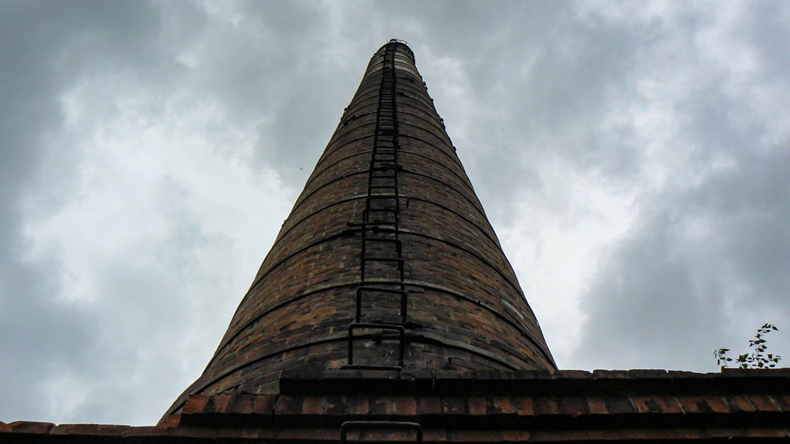 Ruiny browaru, Sobótka. 2012 r.