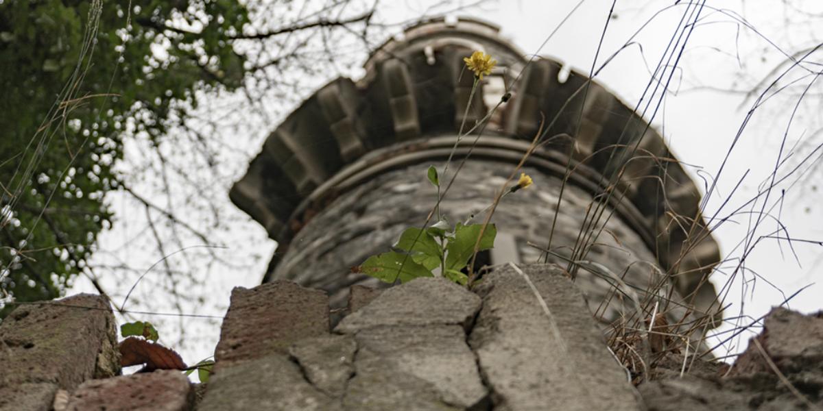 Wieża Bismarcka, Jańska Gora. 2018 r.