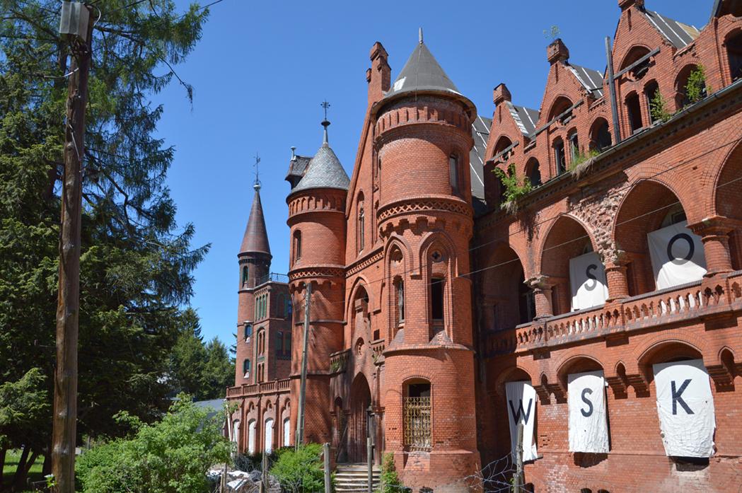 Sokołowsko - sanatorium Brehmera